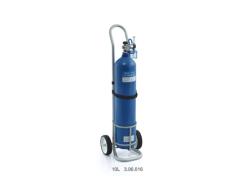 Bình oxy 10 lít có xe đẩy Yuwell XY-98BI