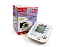 Máy đo huyết áp bắp tay có tiếng nói Euromed